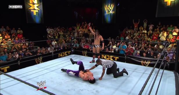 Bo Dallas NXT 122