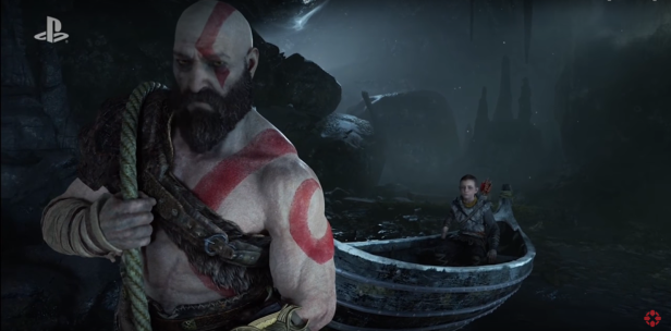 God of War E3 2017