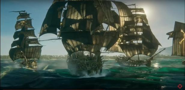 Skull and Bones E3 2017 Ubisoft