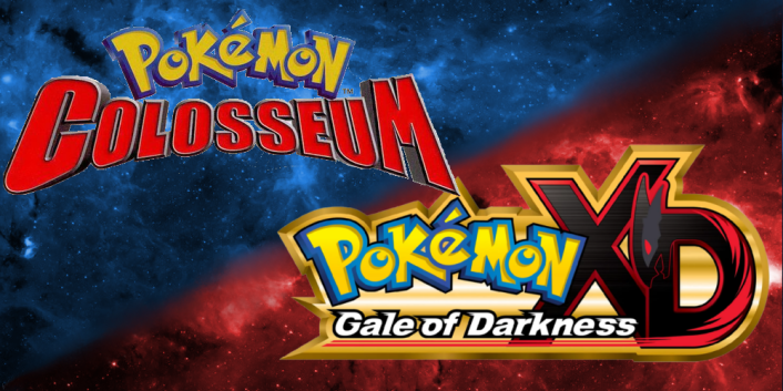 Image result for pokemon xd gale of darkness and colosseum